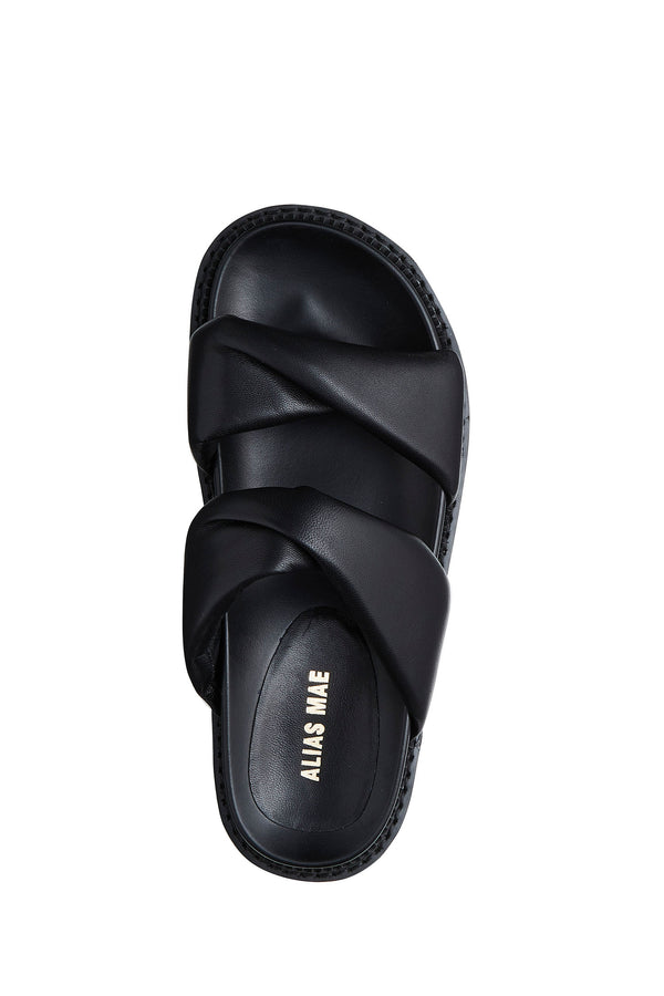 Alias Mae Paris Sandals Black