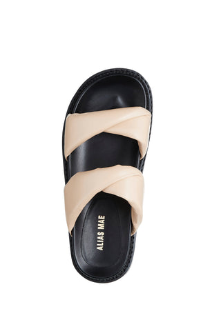 Alias Mae Paris Sandals Natural