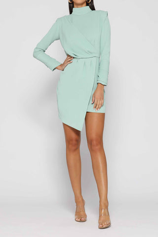 Elle Zeitoune Ruby Dress Mint