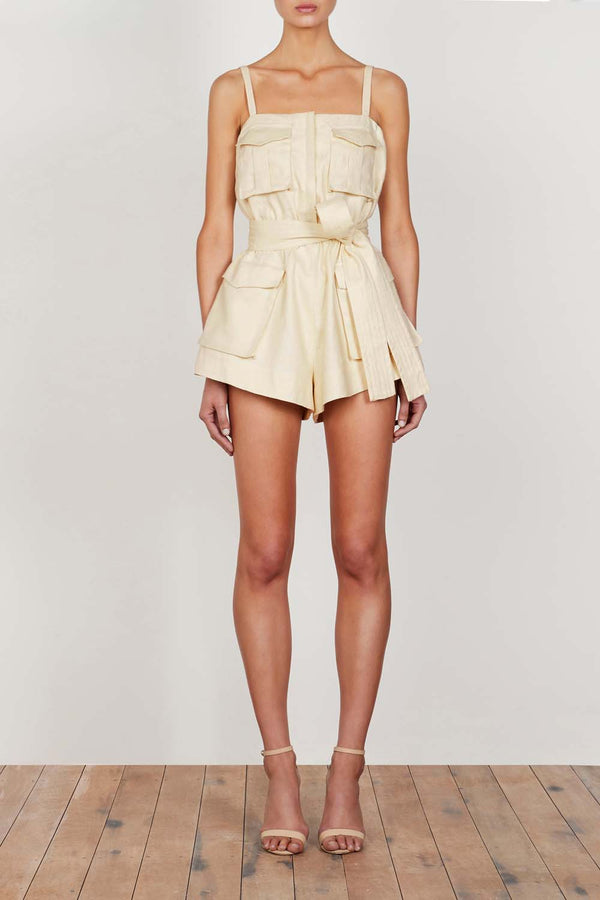Shona Joy Eames Utility Playsuit