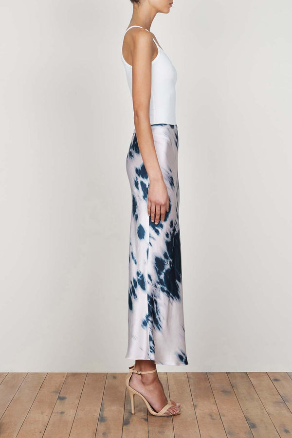 Shona Joy Palmer Bias Midi Skirt
