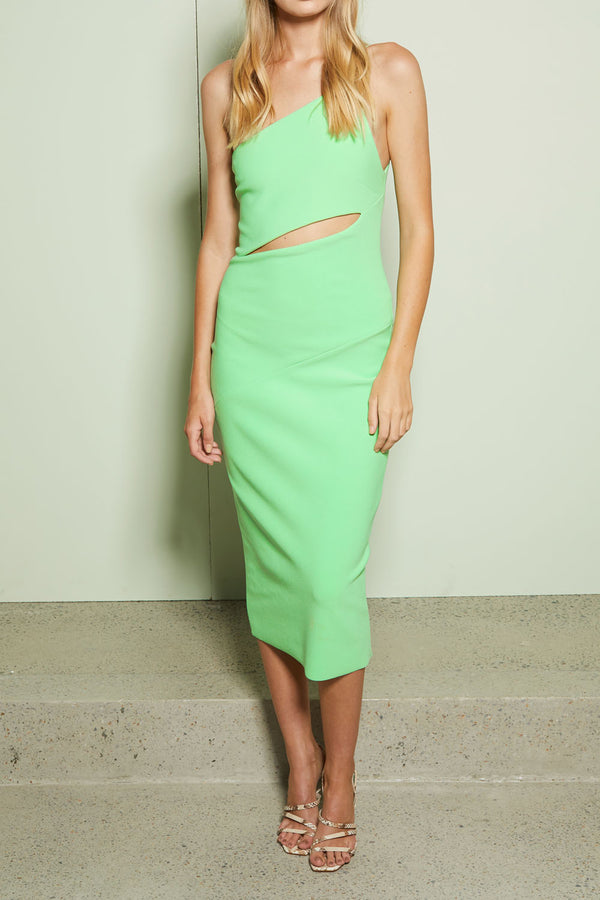 Bec and Bridge Missy Asym Midi Dress