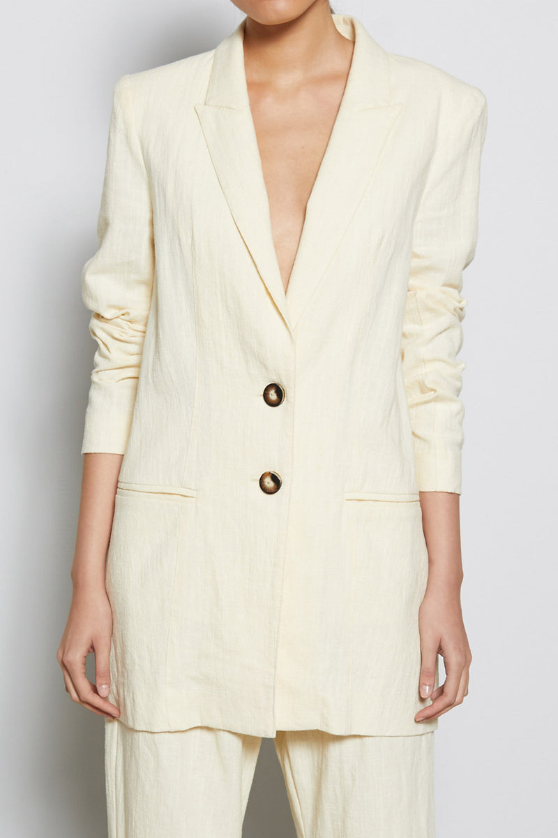Bec and Bridge Ana Blazer Butter