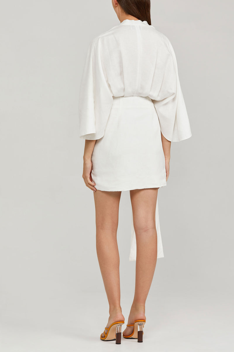 Significant Other Zahara Dress Ivory