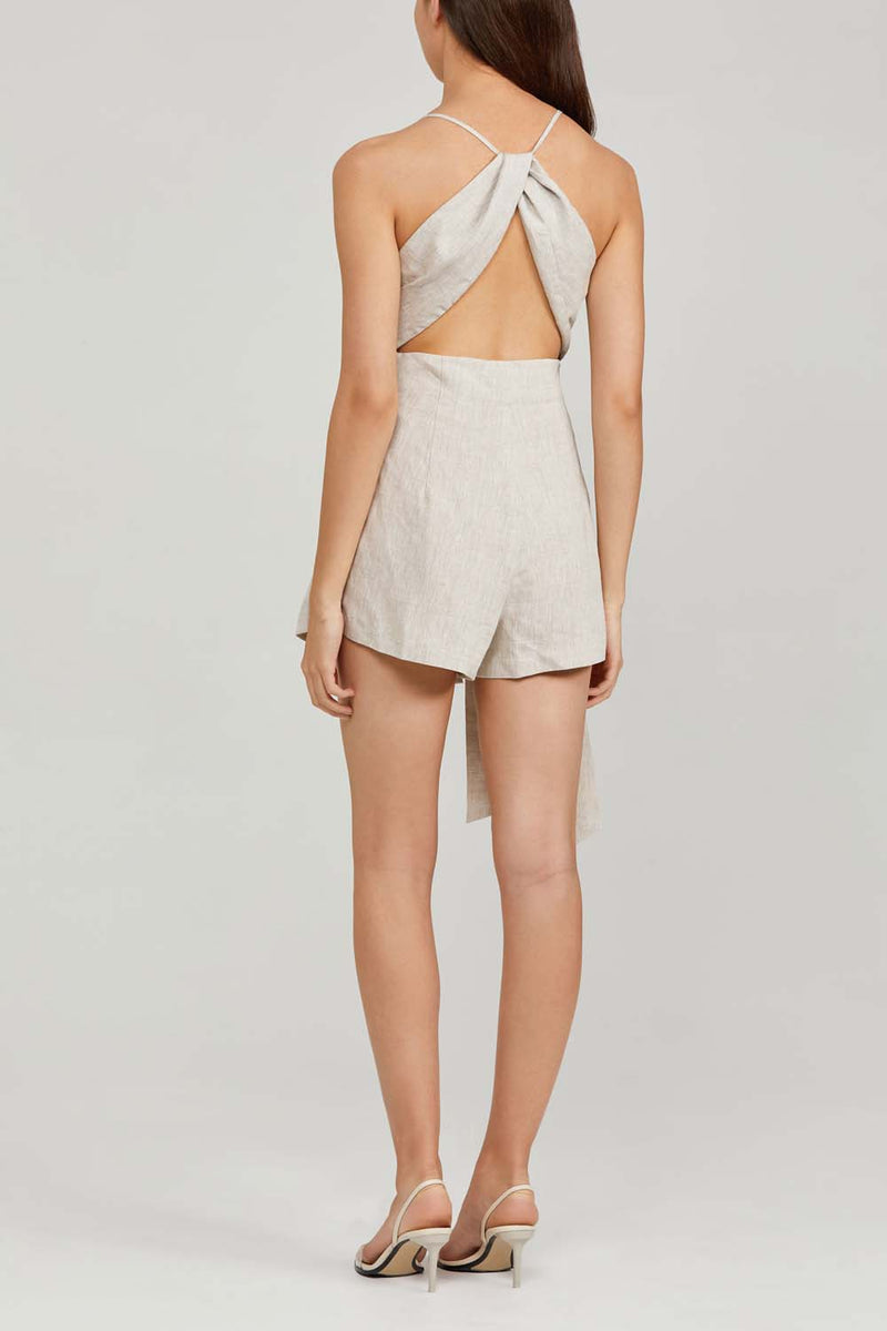 Significant Other Zahara Romper Natural