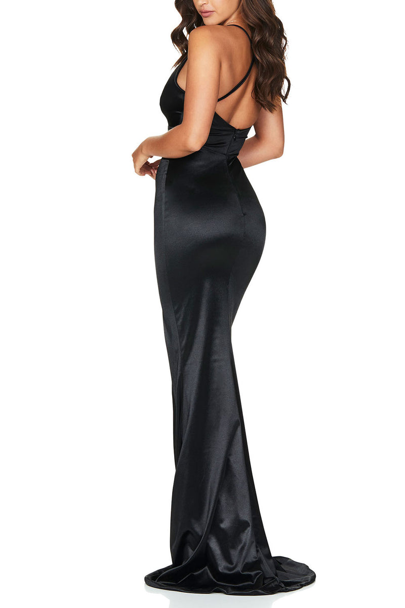 Nookie Starstruck Gown Black