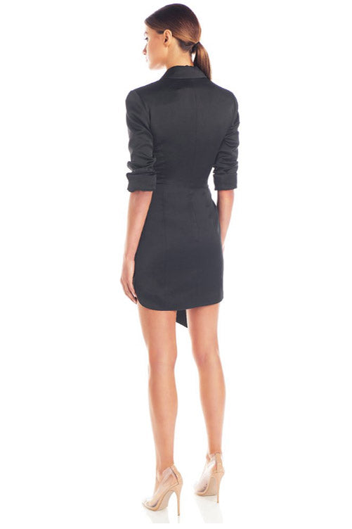 Misha Collection Teagan Dress Black