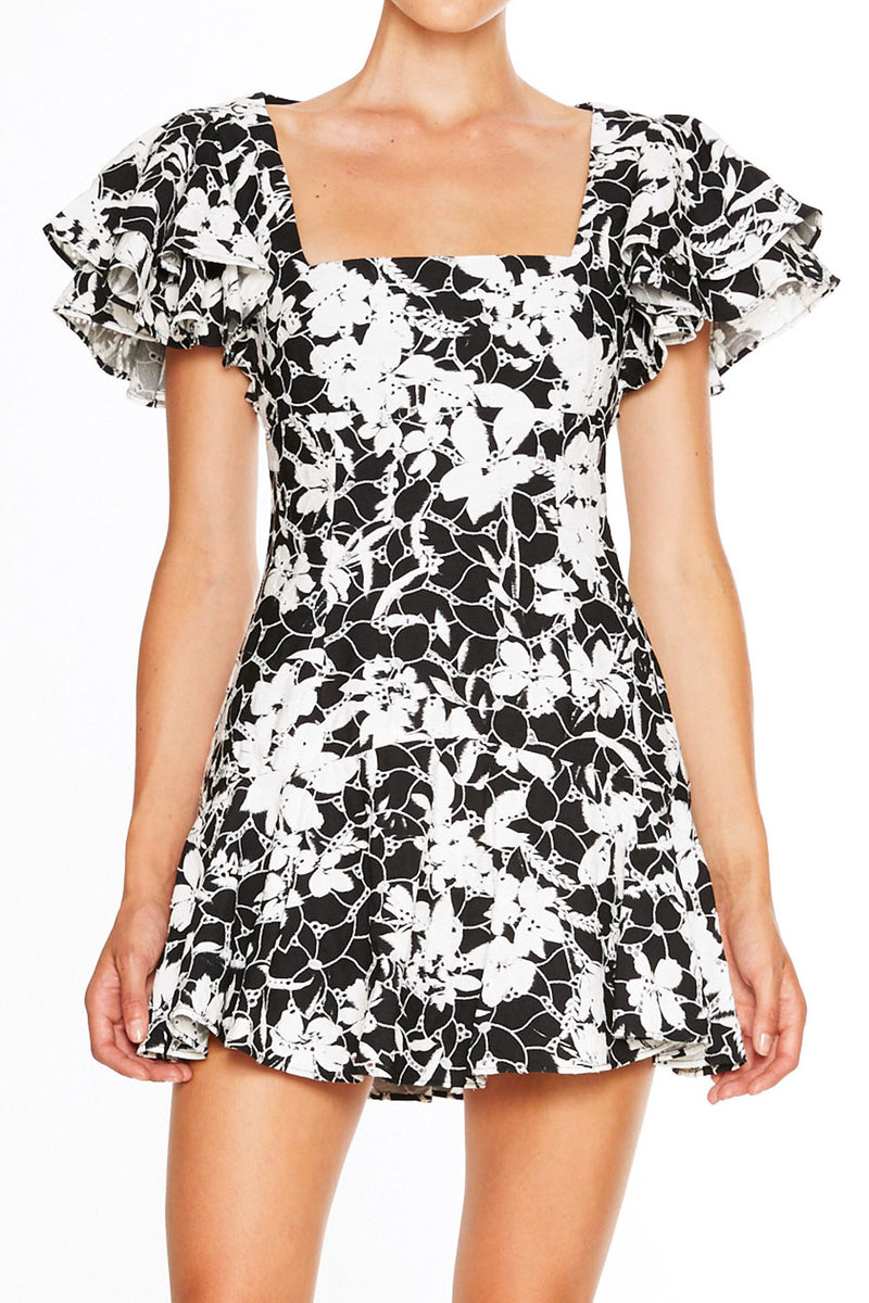 Talulah The Idol Mini Dress Camille Floral