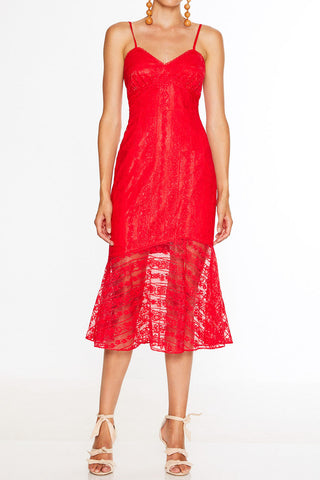 Talulah Rouge Lure Midi Dress