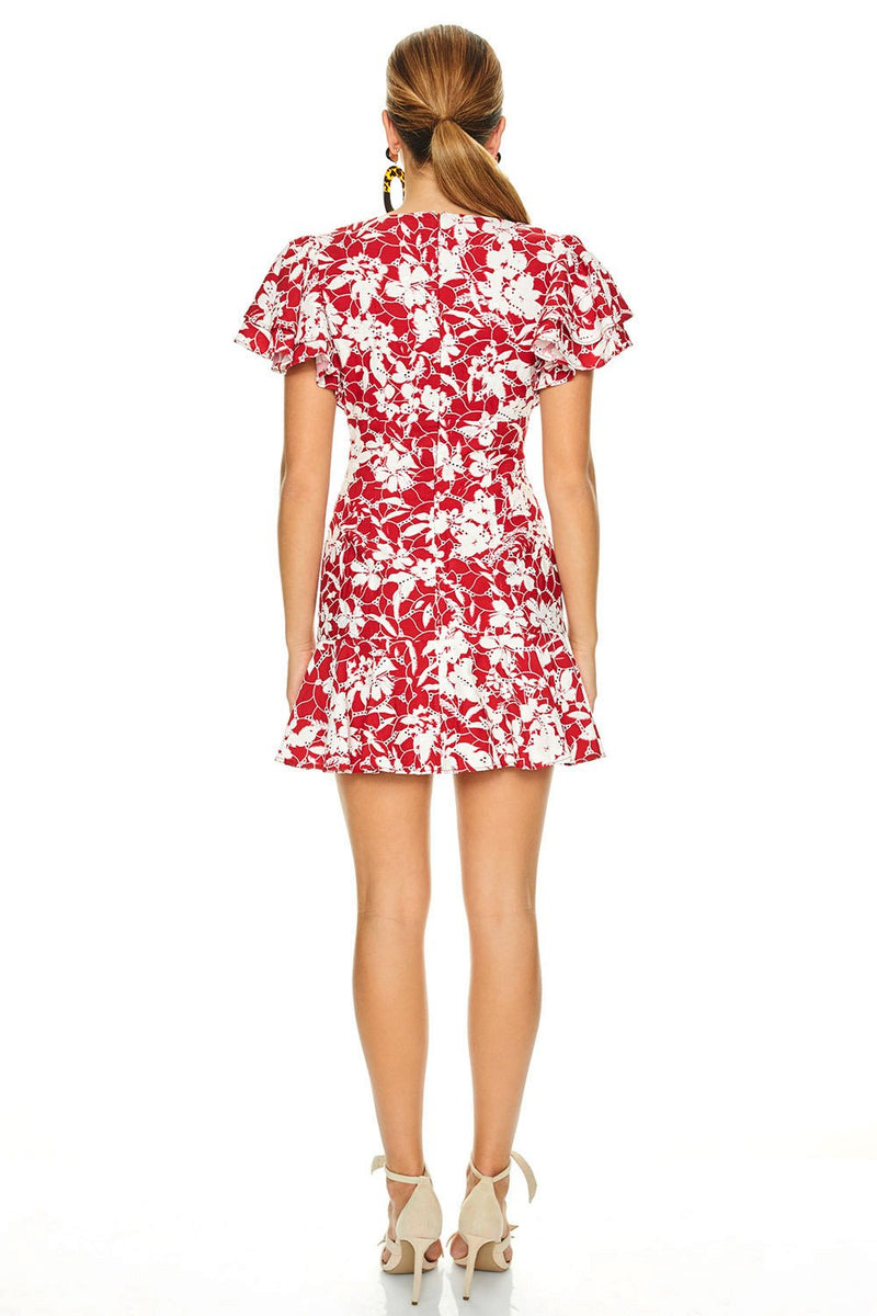 Talulah Idol Mini Dress Rococco Floral