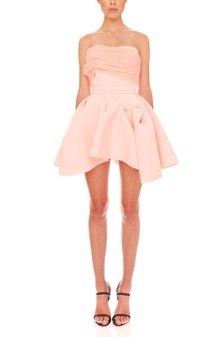 Eliya Tayla Dress Peach
