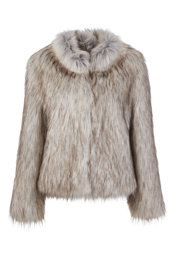 Unreal Fur Delish Jacket Natural