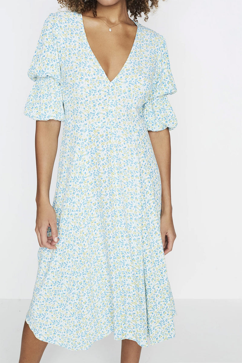 Faithfull Maud Midi Dress Tilde Floral