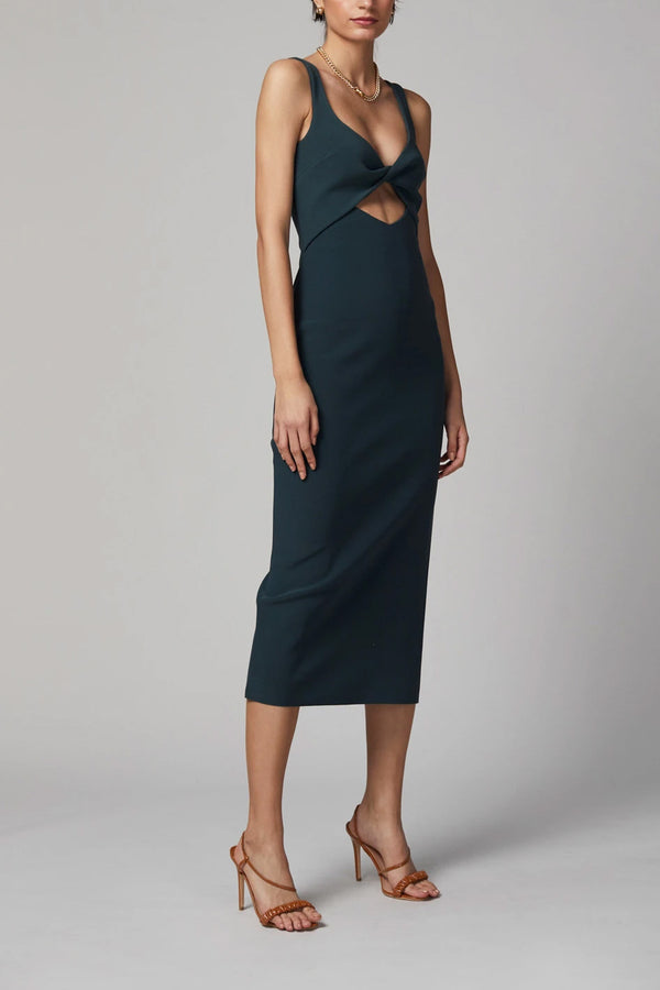 Bec and Bridge Joelle Midi Dress Fern