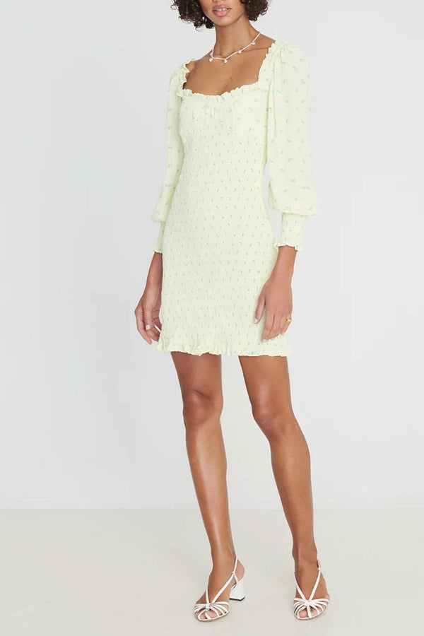 Faithfull Gombardy Mini Dress