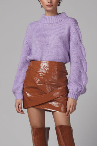 Bec and Bridge Celeste Knit Jumper Orchid