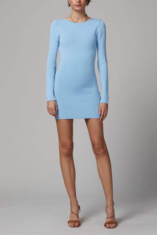 Bec and Bridge Emeline Knit Mini Dress