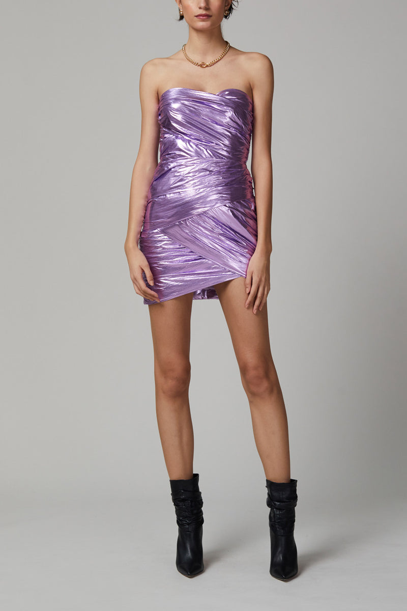 Bec and Bridge Metal Maniac Mini Dress