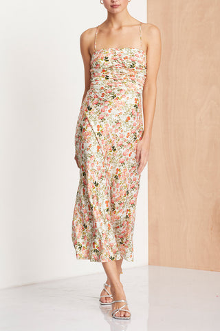 Bec and Bridge Camellia Delights Midi Dress