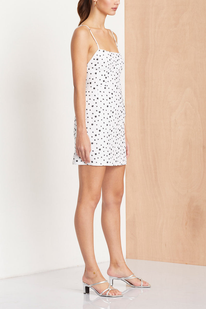 Bec and Bridge Petite Fleur Mini Dress