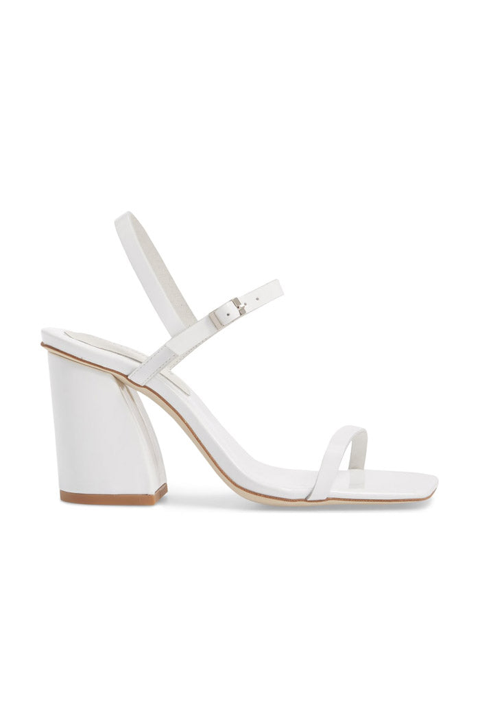 Jeffrey Campbell Afternoon Heels White