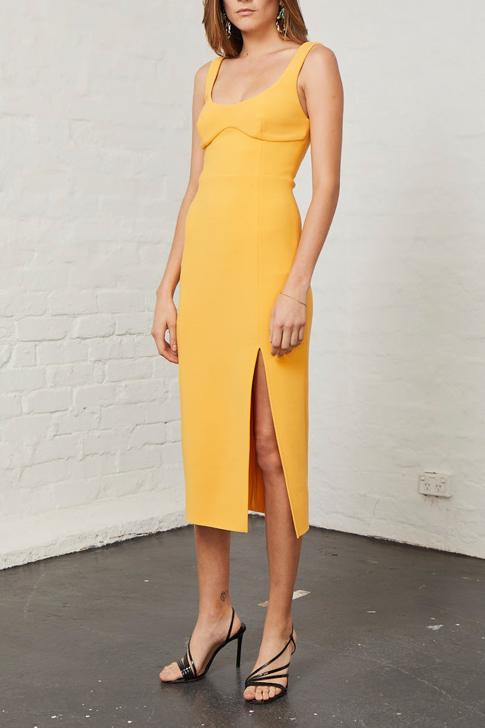 Bec and Bridge Elle Midi Dress Mango