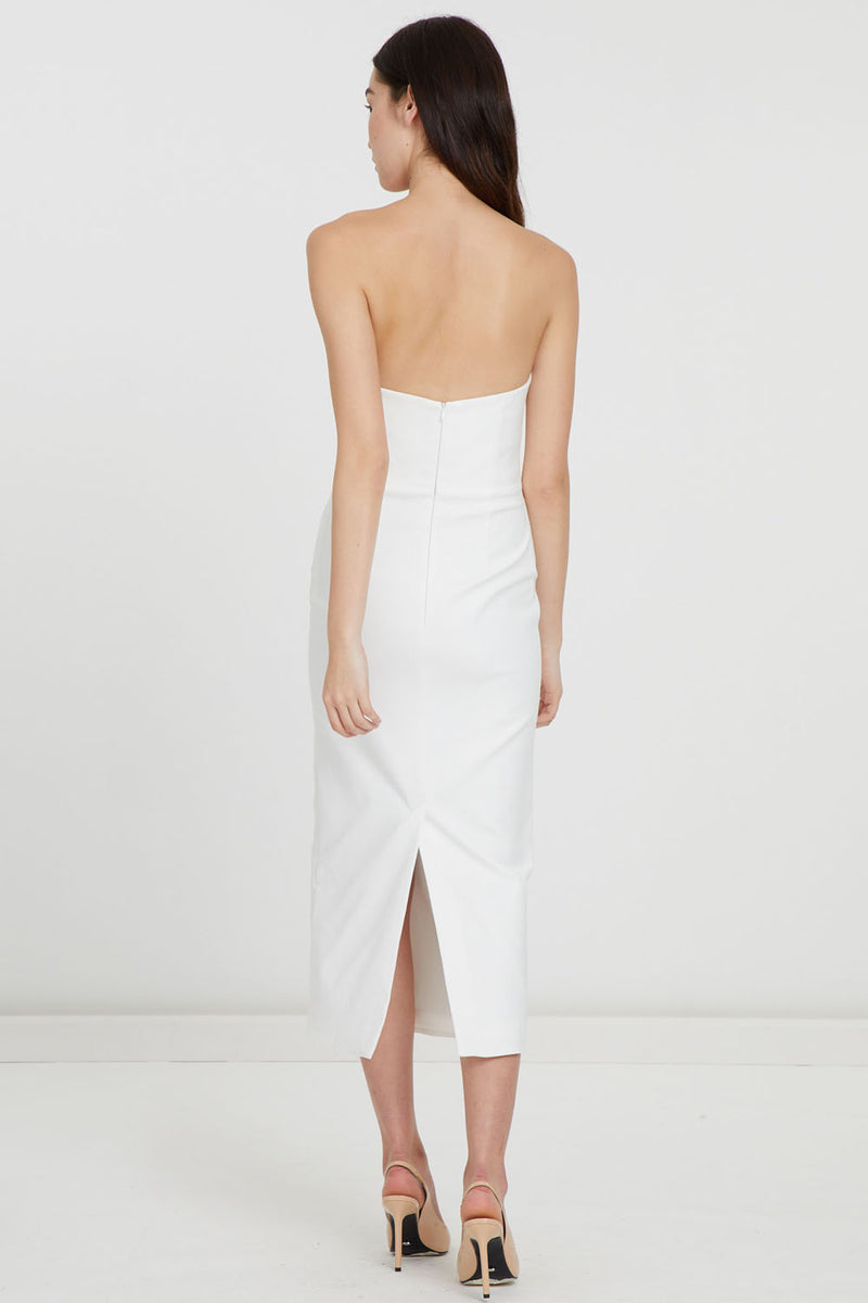 ByKane Finn Dress Ivory