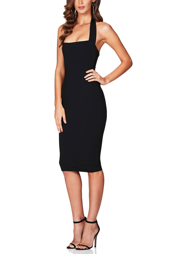 Nookie Boulevard Midi Dress
