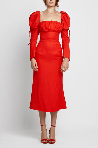By Kane Quinn Dress Red
