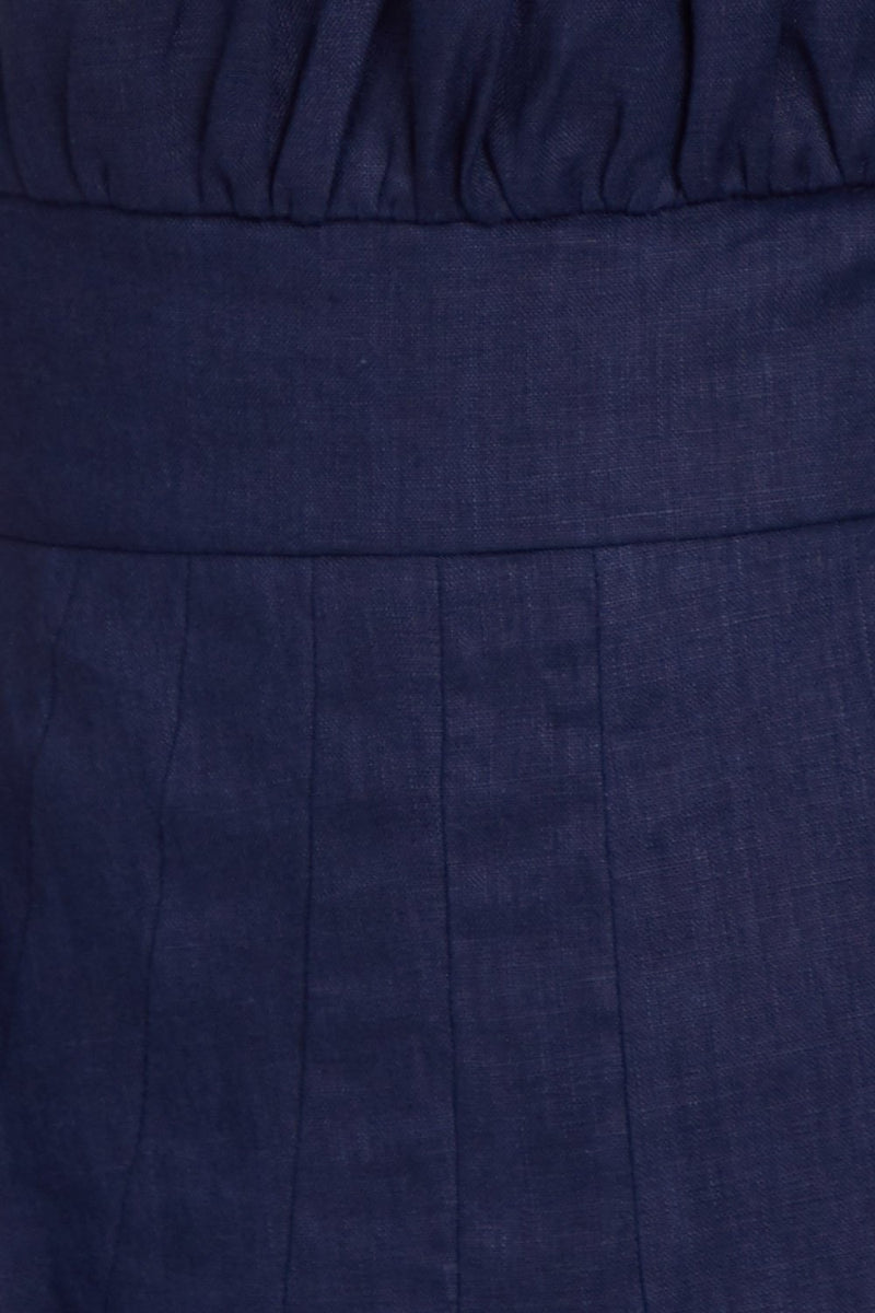 ByKane Carson Dress Navy