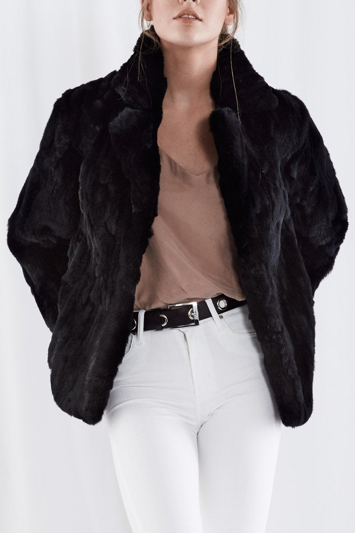 Chloe Fur Jacket