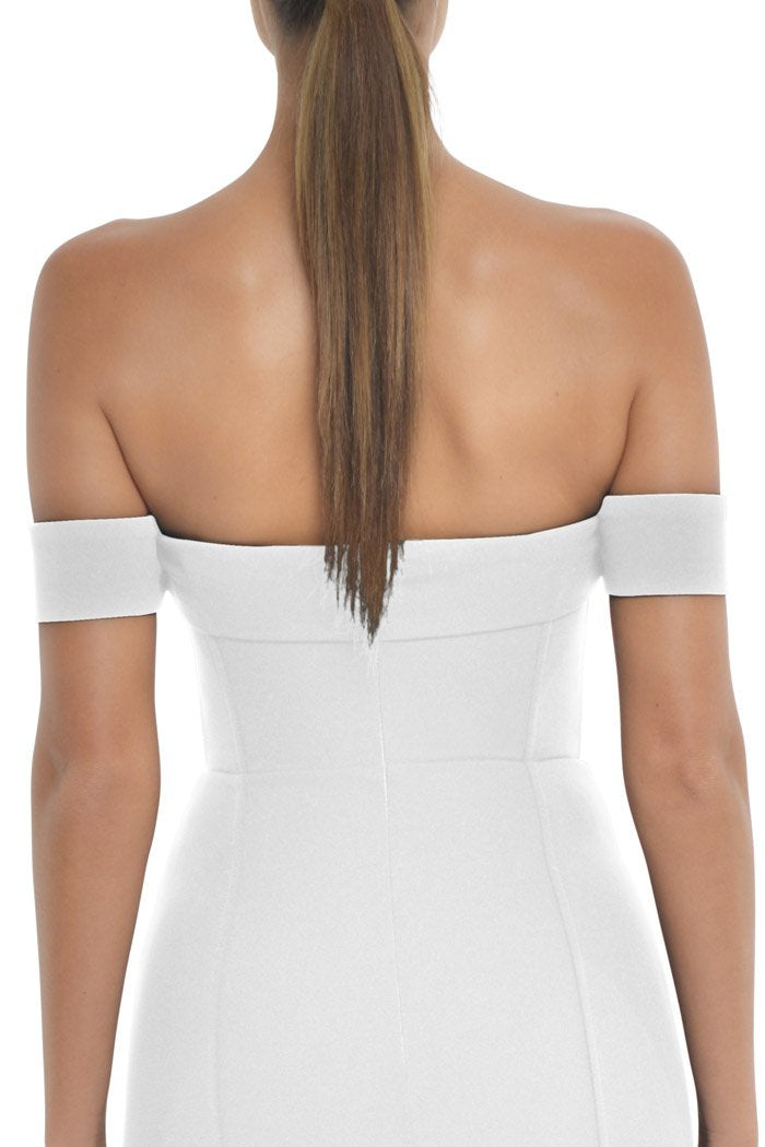 Misha Collection Chloe Dress Ivory