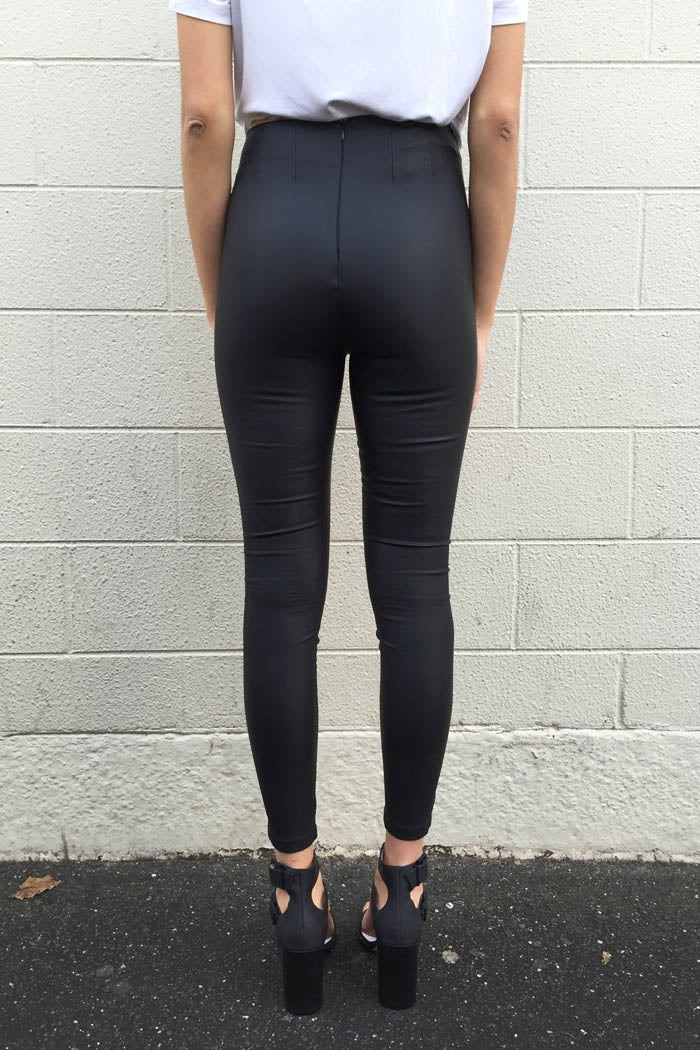 Imonni Dangerous To You Pant Coated Black