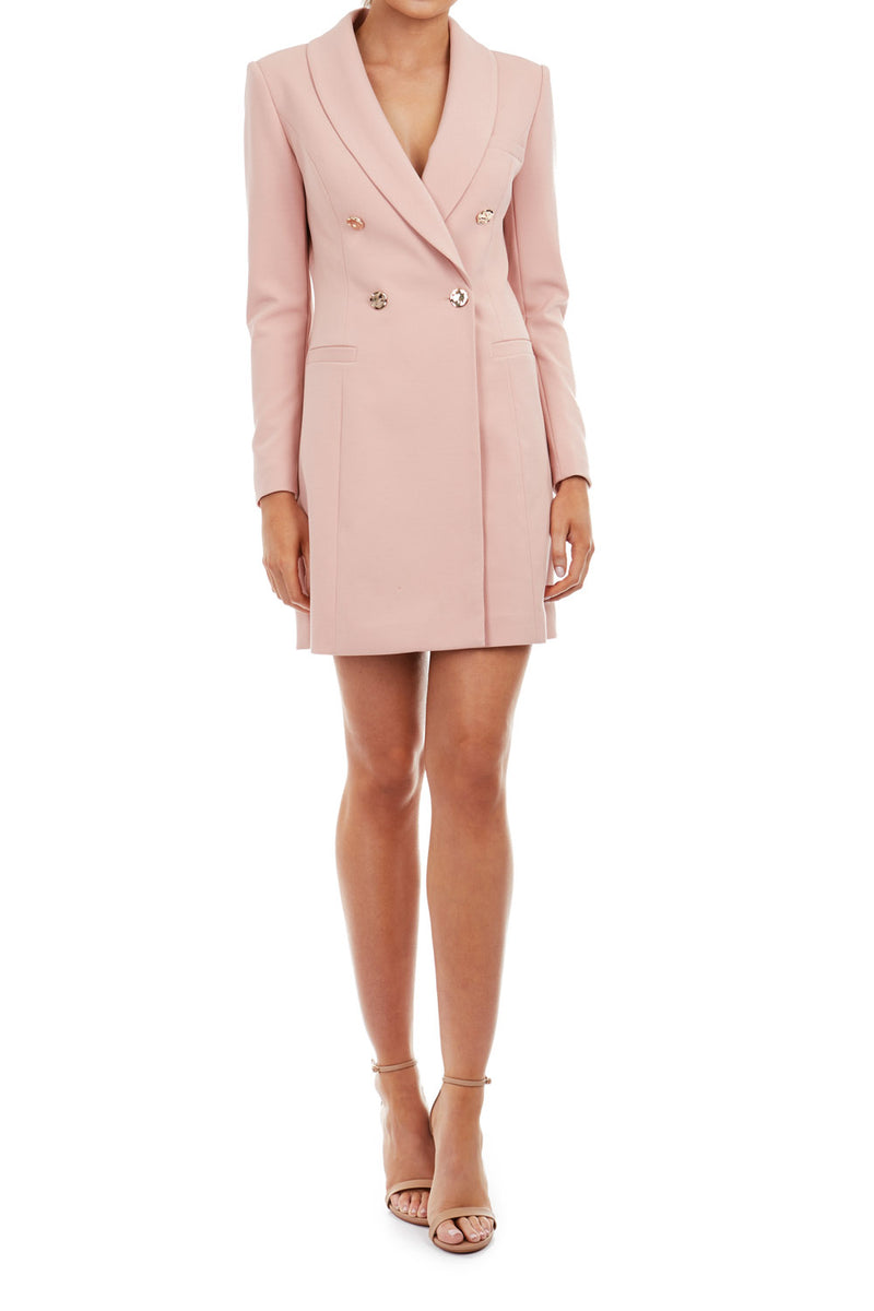 Georgy Collection Yvonne Blazer Dress