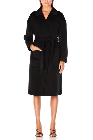 Misha Collection Haillie Coat Black