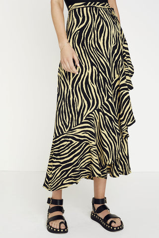 Faithfull Jasper Midi Skirt