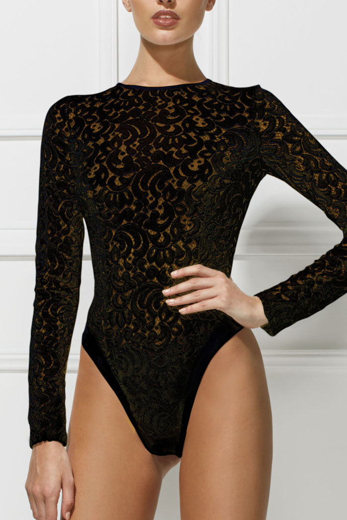 Misha Collection Kiley Bodysuit