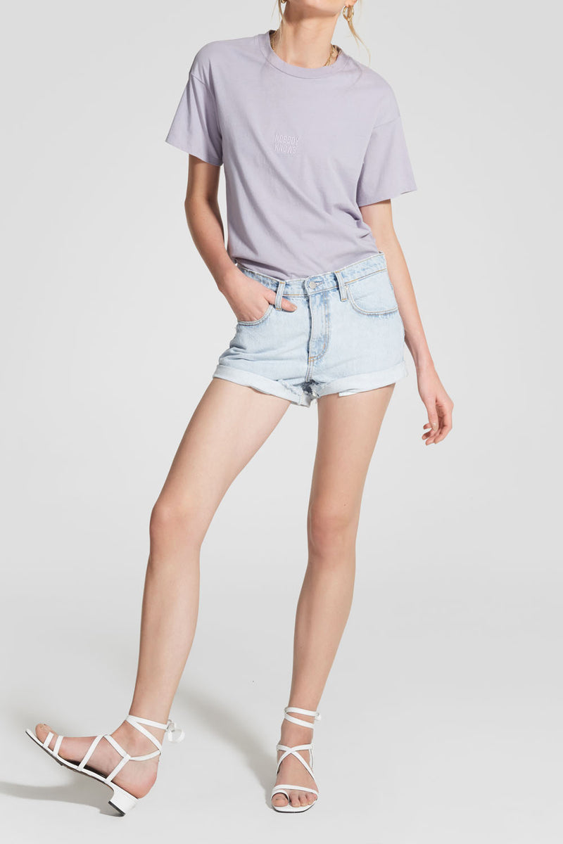 Nobody Denim Boho Short Shining