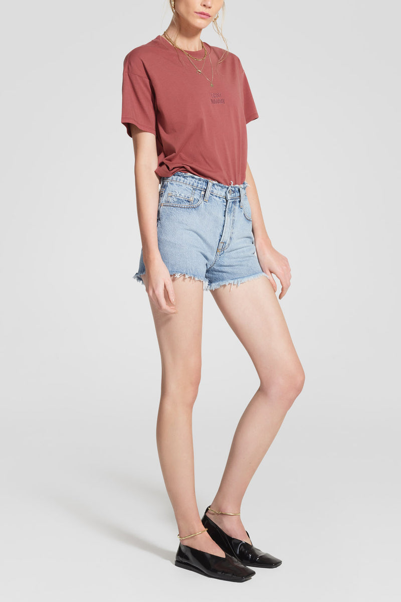 Nobody Denim Highboy Shorts Awesome