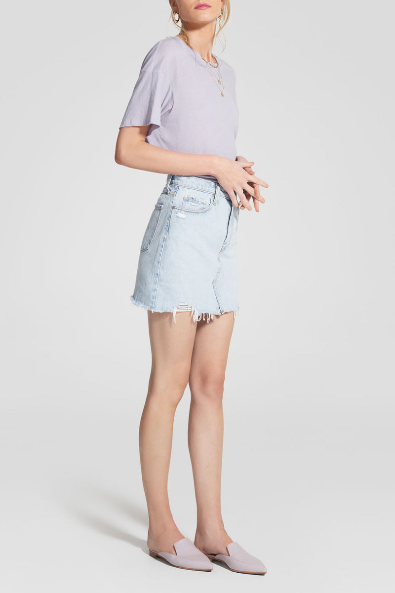 Nobody Denim Piper Skirt Superlt