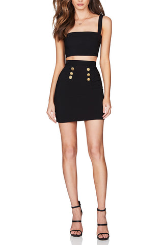 Nookie Milano Skirt Black