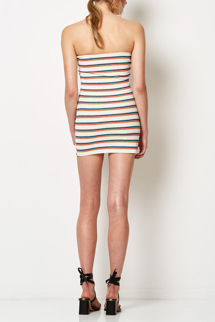 Bec and Bridge Sunset Drive Mini Dress
