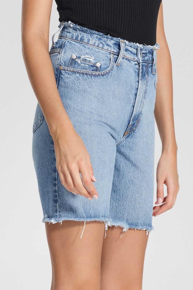 Nobody Denim Tyler Short Well Loved