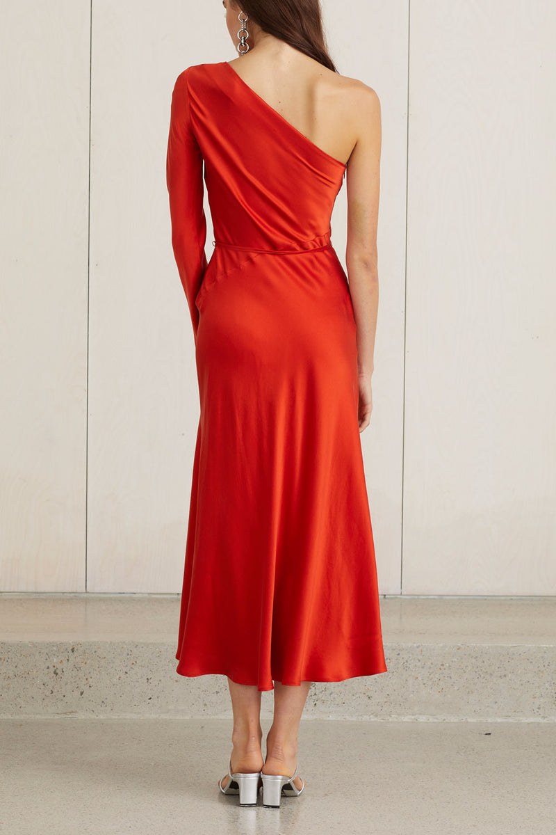 Bec and Bridge Classic One Shoulder Dress