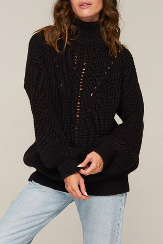 Rue Stiic Frannie Knit  black