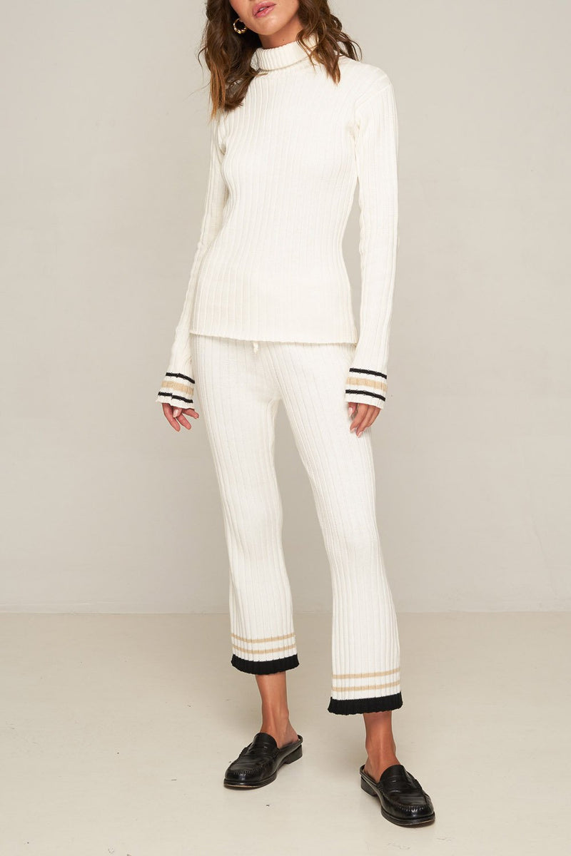 Rue Stiic Marilyn Knit Off White
