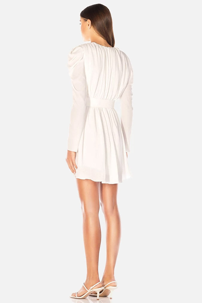 Misha Collection Zahlia Dress Ivory