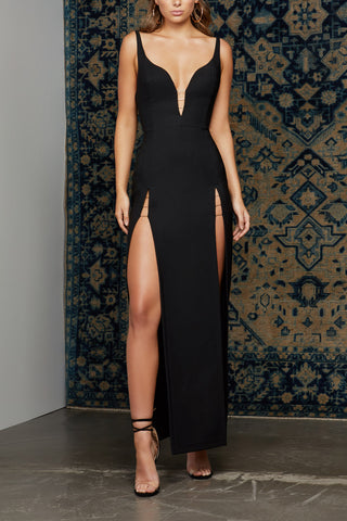 Lexi Zia Dress Black