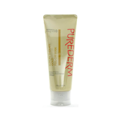 Purederm Luxury Therapy Gold Peel-off Mask