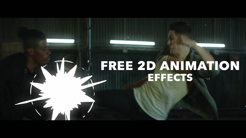 Here's How to Download Free 2D Animated Video Effects